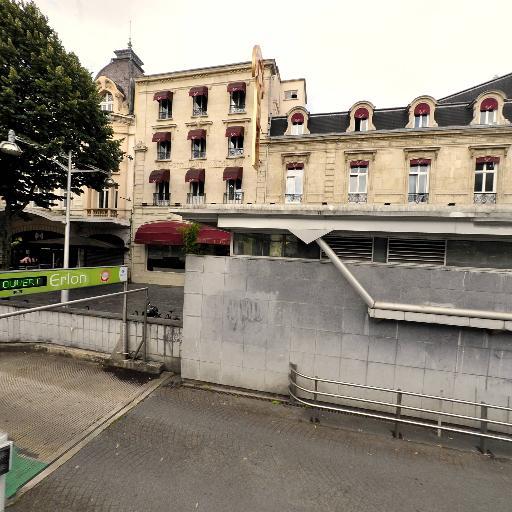 Au Conti - Hôtel - Reims