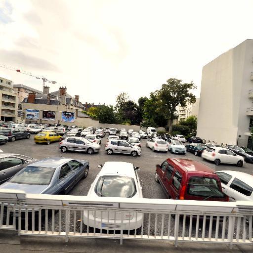 Parking Rue Clovis - Parking - Reims