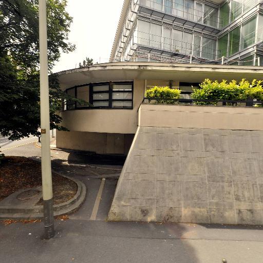 Parking Indigo Courlancy - Parking public - Reims