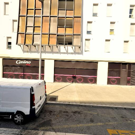 Aire de covoiturage Parking Relais - Aire de covoiturage - Grenoble