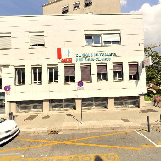 Groupe Hospitalier Mutualiste - Centre médico-social - Grenoble