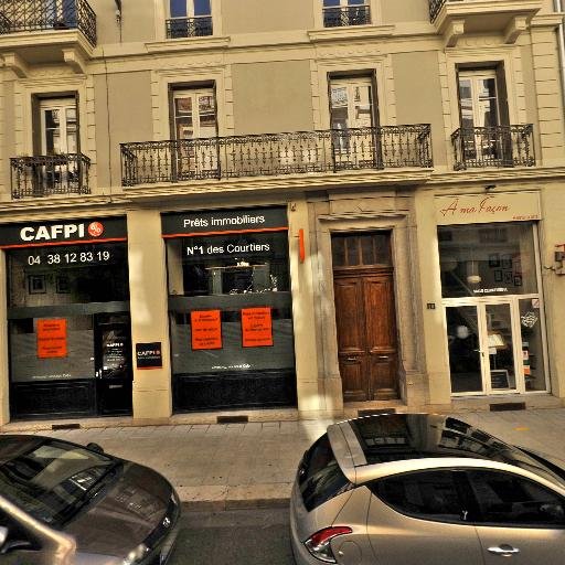 Cafpi - Crédit immobilier - Grenoble
