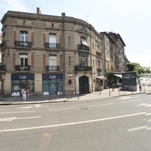 Oc'tobus - Office de tourisme et syndicat d'initiative - Toulouse