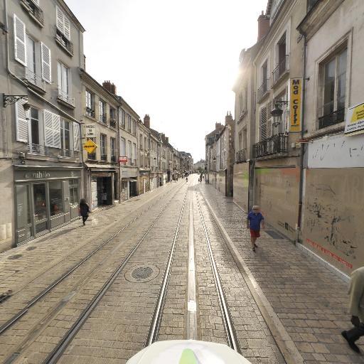 Machu Benoît - Agence de publicité - Orléans