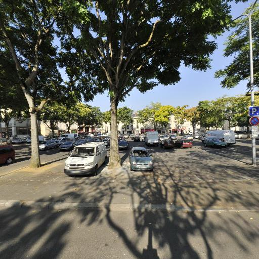 Parking Louis Imbach - Parking - Angers
