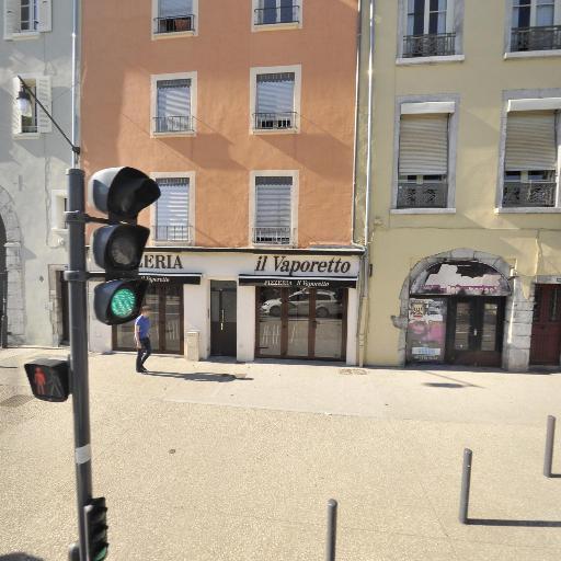 Le Cossec Yann - Coursiers - Grenoble