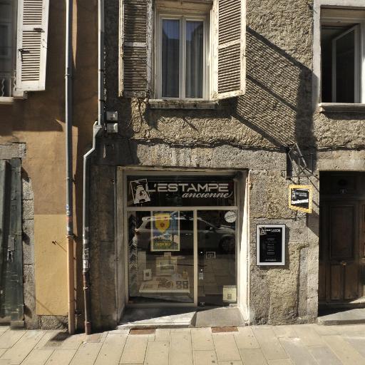 A L'estampe Ancienne - Encadrement - Grenoble