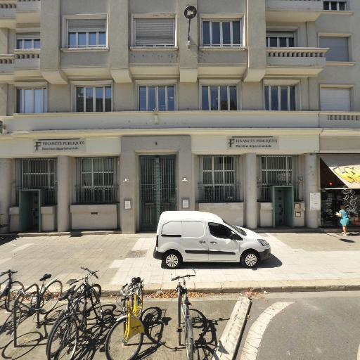 Finances Publiques Services à compétence départementale - Trésorerie des impôts - Grenoble