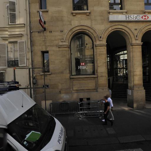 HSBC Neuilly Sablons - Banque - Neuilly-sur-Seine