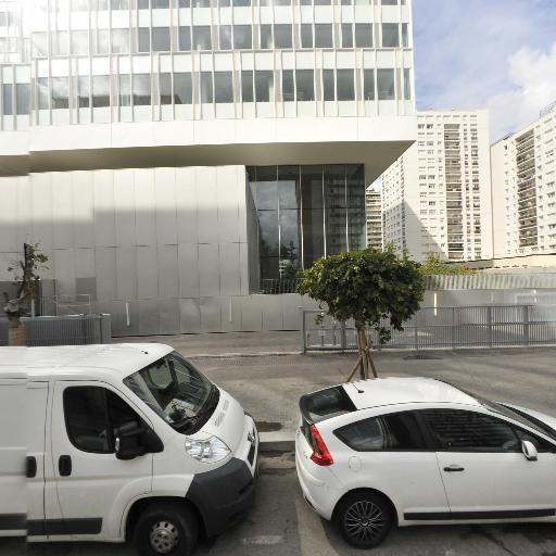 Engie - Station-service - Paris