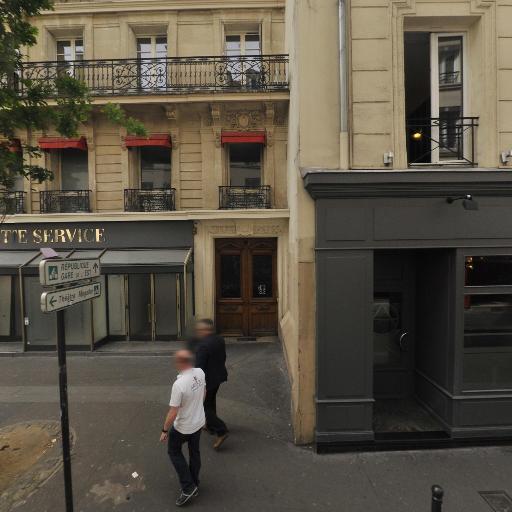 Hotel Opéra d'Antin - Restaurant - Paris