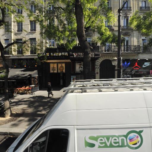Eden Plus - Cinéma - Paris