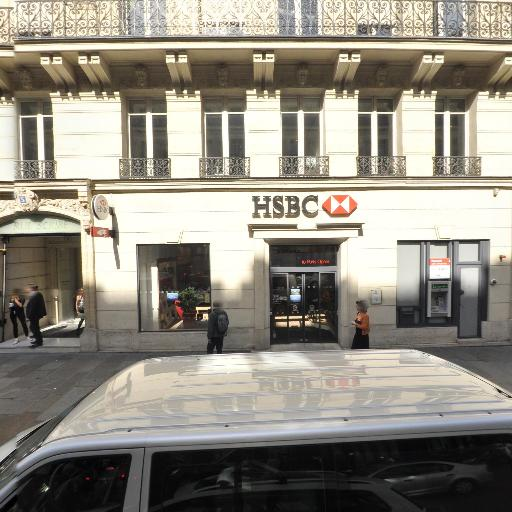 HSBC Paris Opera - Banque - Paris