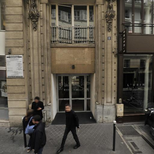 VIA Paris - Banque - Paris