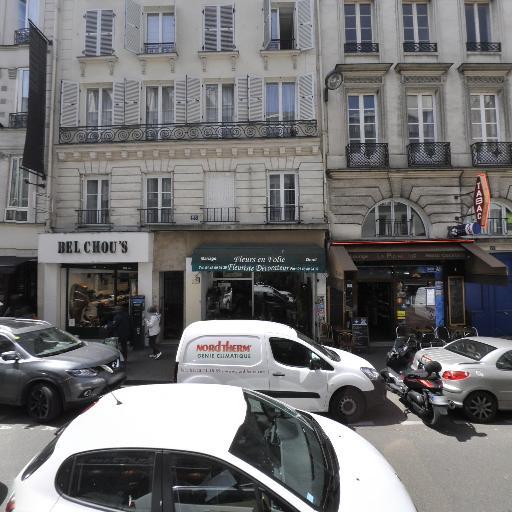 Fleurs En Folie - Fleuriste - Paris