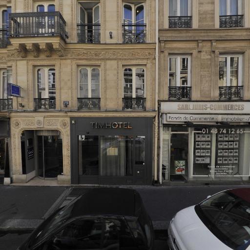Juris-Commerces - Transactions pour le commerce et l'industrie - Paris