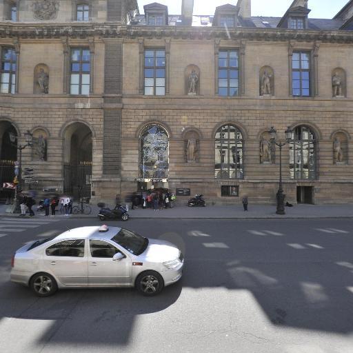 Autogrill Restauration Carrousel - Philatélie - Paris