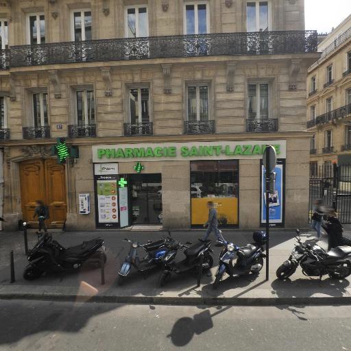 Pharmacie Saint Lazare - Pharmacie - Paris