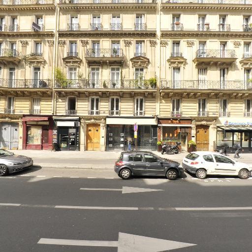 Bertrand Sinais - Philatélie - Paris