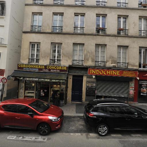 Palm Massage - Relaxation - Paris