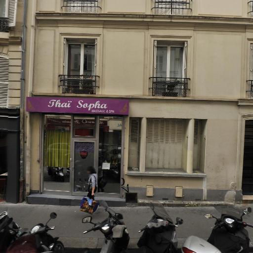 Un Parfum De Siam - Relaxation - Paris