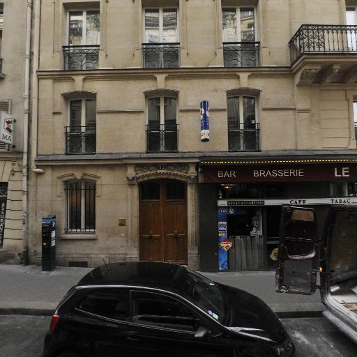 Gestion Et Transact De France - Administrateur de biens - Paris