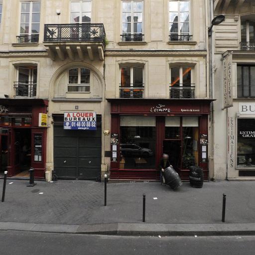 Chambre Syndicale Française Des Négociants Et Experts En Philatélie - Philatélie - Paris