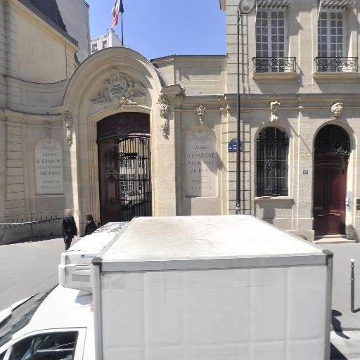 Caisse d'Epargne Paris Louvre - Banque - Paris