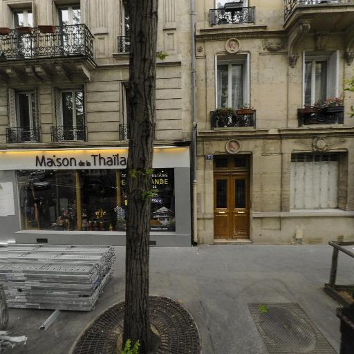 Maison de la Thailande - Association culturelle - Paris