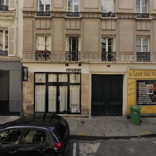 Bau by Bar - Café bar - Paris