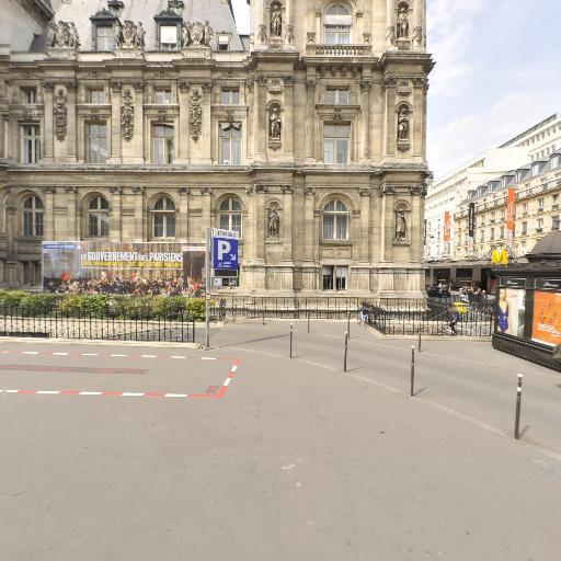 Aire de covoiturage Lobau - Aire de covoiturage - Paris