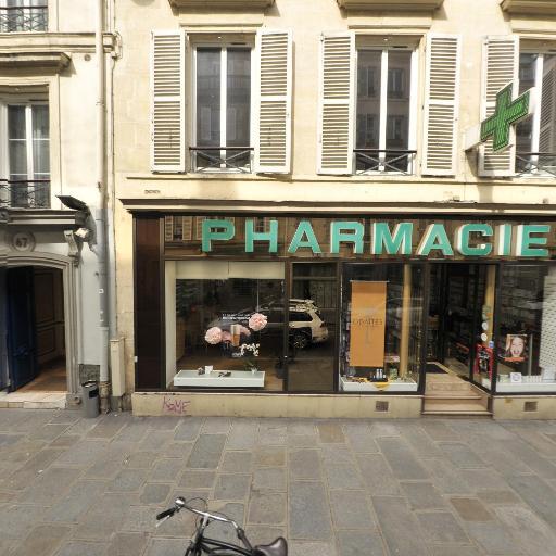 Pharmacie du Faubourg - Pharmacie - Paris