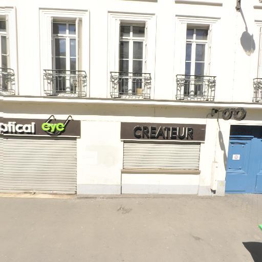 Optical Eye - Opticien - Paris