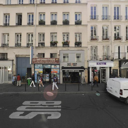Sylvain Colonnier - Masseur kinésithérapeute - Paris