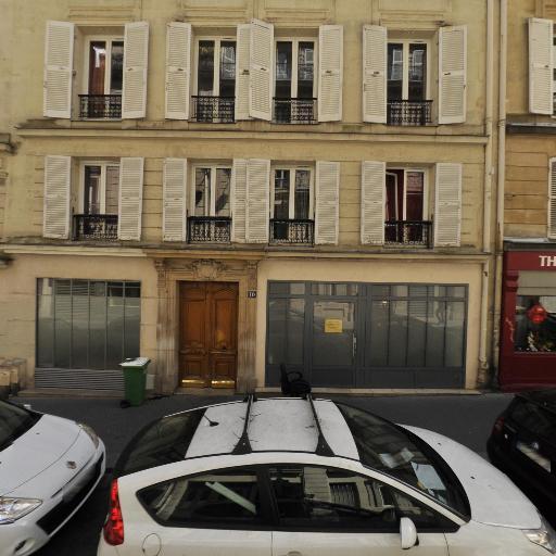 Morgan Rebouillat - Masseur kinésithérapeute - Paris