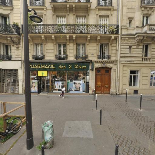 Boubekri Najiba - Pharmacie - Paris