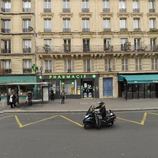 Pharmacie Feuillantines - Pharmacie - Paris