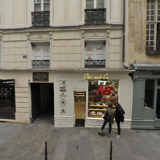 Besenval Jean-Pierre - Ébénisterie d'art et restauration de meubles - Paris