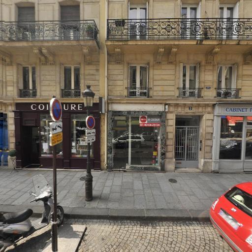 La Maison Du Chou - Pâtisserie - Paris