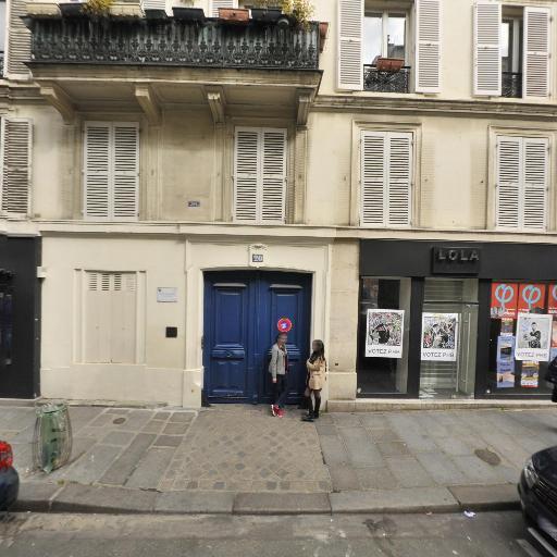 Garcia Sylvia - Conseil en communication d'entreprises - Paris