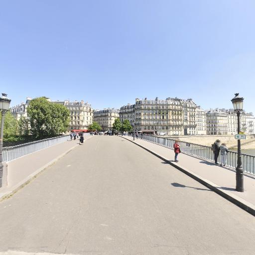 Pont Saint-Louis - Attraction touristique - Paris