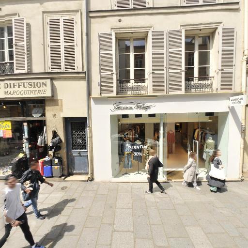 Ida Victoire - Librairie - Paris