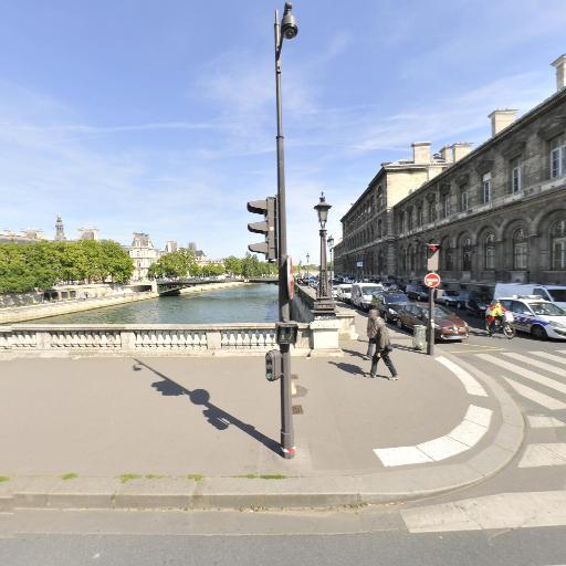 Pont Notre-Dame - Sites et circuits de tourisme - Paris