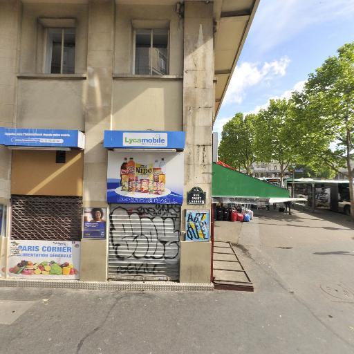Chez Aldo - Café bar - Paris