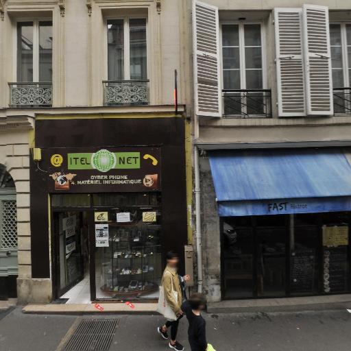 Itelnet - Vente de téléphonie - Paris