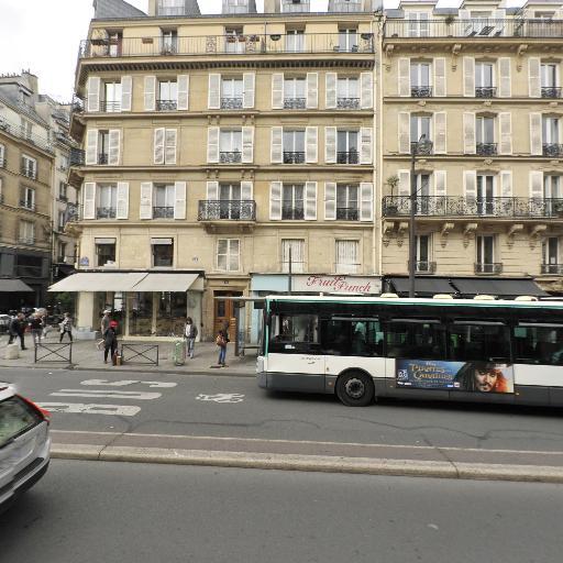 Boutique Parisienne Vintage - Matériel industriel - Paris