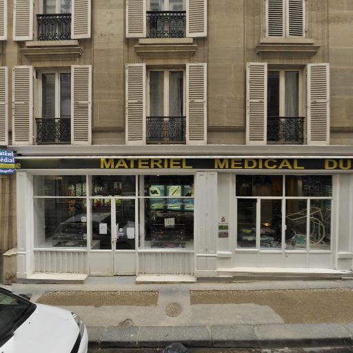 Confort Médical Du Marais - Vente et location de matériel médico-chirurgical - Paris