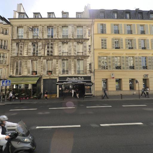 Boucherie Foch - Boucherie charcuterie - Versailles
