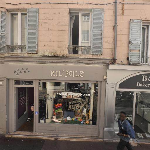 Billy Burger - Restaurant - Saint-Germain-en-Laye