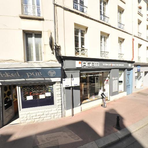 Laforêt Athéna Immobilier Franchisé indépendant - Agence immobilière - Saint-Germain-en-Laye